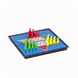 Magnetic Chinese Checkers -Travel Size - Magnetized, travel size Chinese Checkers set. All playing pieces inside.