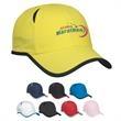 Custom Dry Cap - Custom 100% Lightweight Polyester Dry Cap.