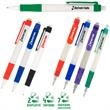 Clearance Eco-Green Writer - Clearance eco-friendly pen. While supplies last. Closeout.