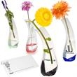 Clearance Bud Flexi-Vase (R) - Clearance curvy twist vase. While supplies last. Closeout.