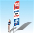 15FT Official Smog Station Advertising Banner Flag - Advertising Banner Flag