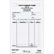 """Register Form - Carbonless general sales register form, 4"""" x 6 1/2""""."""