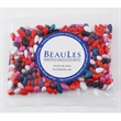 Assorted Gumball Candy in large labelled handful pillow bag - Assorted gumballs in a large pillow bag, 2 oz.