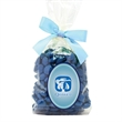 Gourmet Jelly Beans Candy in Stand Up Mug Drop Bag with Bow - Gourmet Jelly Beans Candy in Stand Up Mug Drop Bag with Bow