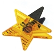 Power Clip Star - Star shaped power clip with strong magnet, translucent design and customization options.