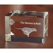 Small Block 3D Crystal Award