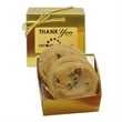 Gourmet Chocolate Chip Cookies - Ballotin Box - Gourmet Chocolate Chip Cookies in Ballotin Box (2 cookies)