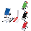 Mobile Device Stand with Pen, Pencil, Stylus & Microfiber... - Mobile Device Stand with Pen, Pencil, Stylus & Microfiber...