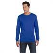 Bella + Canvas Men's Jersey Long-Sleeve T-shirt - Men's jersey long-sleeve t-shirt with ribbed cuffs.