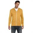 Alternative Men's Eco Long-Sleeve Zip Hoodie - Men's eco long-sleeve zip hoodie with kangaroo pockets, 4.4 oz.