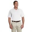 Devon & James Men's Dri-Fast (TM) Pique Polo - Men's polo shirt with UV protection.