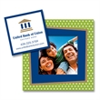 Square Punch Out Picture Frame Magnet - Square Punch Out Picture Frame Magnet