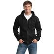 Port & Company - Essential Fleece Full-Zip Hooded Sweatsh... - Port & Company - Essential Fleece Full-Zip Hooded Sweatsh...