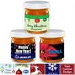 Holiday Honey Jar - Sweet U.S. grade A clover honey.