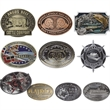 Belt Buckle - Die cast belt buckle.