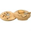 Swivel Cheese Board Set (Small), 4 Tools