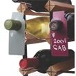 Wine Bottle Chalkboard Tags (40)