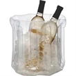 Pop-Up Inflatable Wine Cooler - Inflatable wine cooler.