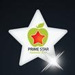 Stock 2 inch star flashing body light