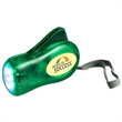 Dynamo Flashlight - NO BATTERIES NEEDED in the all new Dynamo Flashlight with 3 ultra bright LED lights and wrist strap.