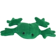 """5"""" Custom Green Frog with imprinted sewn-in tag"""