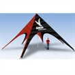20ft x 40ft Special Shape Tent with No Graphics - 20ft x 40ft Special Shape Tent with No Graphics
