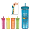 20 oz. Infusion Bottle with Straw