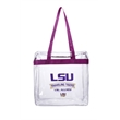 Famous Stadium Approved Zippered Tote - Famous Stadium Approved Zippered Tote