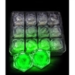 Blank LED Light Up Ice Cubes Light Up - Blank LED light up ice cubes.