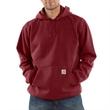 Midweight Fleece Hooded Pullover Sweatshirt - Midweight Fleece Hooded Pullover Sweatshirt with attached hood.