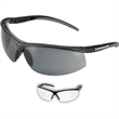 Pacifica Safety Glasses - Safety glasses in black frames and UV protected lens.