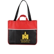 Change Up Non-Woven Convention Tote - Change Up Non-Woven Convention Tote