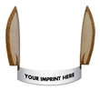 Donkey Ears Headband - Donkey ears headband made from 14 pt., high density, white poster board.