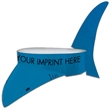 Shark Headband - Shark headband made from 14 pt. high density, white poster board.
