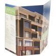 """Short run full color brochures - Short run full color premium text brochures, 14"""" x 8 1/2"""". Flat print."""
