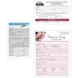 "Short run value full color business forms - 3-part 5 1/2"" x 8 1/2"" Short run value full color business forms."