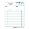 "Snap set purchase order forms - Snap set 2-part purchase order forms, 8 1/2"" x 11""."