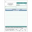 """Snap set contractor invoice forms - Snap set 3-part contractor invoice forms, 8 1/2"""" x 11""""."""
