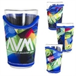 Stacia Deluxe Pint Glass Sleeve 4 Color Process