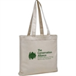 V Natural (TM) Organic Gusseted Tote