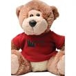 "Chelsea Lawrence Plush Toy - 10"" plush stuffed animal, sitting size 8""."