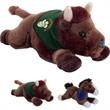 "Western Life Animals - Stuffed plush western life animals, overall size 8""."