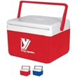 Coleman® 6-Can FlipLid™ Cooler - Personal cooler with lid that doubles as a tray.