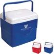 Coleman® 9-Quart Cooler - Nine quart cooler with hinged lid.