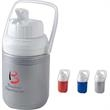 Coleman (R) 1/3-Gallon Insulated Jug - Gallon jug 1/3 made of polyethylene with wide screw-on cap.
