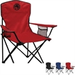 Folding Chair with Carrying Bag - Folding chair with carrying bag.