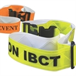 "Flexbelt (TM) - Reflective belt. 54"" long."