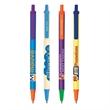 Clic Stic (R) ColorMax (TM) - Retractable ballpoint pen with break-resistant pocket clip.