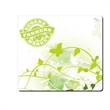 """Fabric surface mouse pad - Standard mouse pad with fabric surface and open cell rubber base, 7 1/2"""" x 8 1/2""""."""