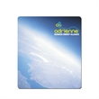 """Mouse pad with firm surface - Standard mouse pad with firm surface. Mouse pad is 7 1/2"""" x 8 1/2""""."""